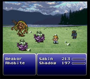 schermata battaglia
