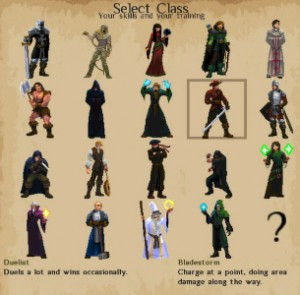 Runers-game