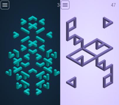 Qubiso: rompicapo isometrico gratuito per Android