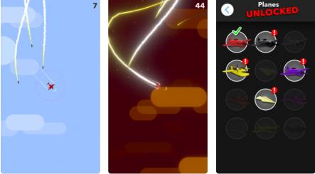 Con 'Go Plane' prendi il comando di un aereo da combattimento (app gratis per iOS e Android)