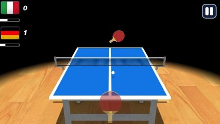 Table Tennis Master 3D, per giocare a ping-pong su Android