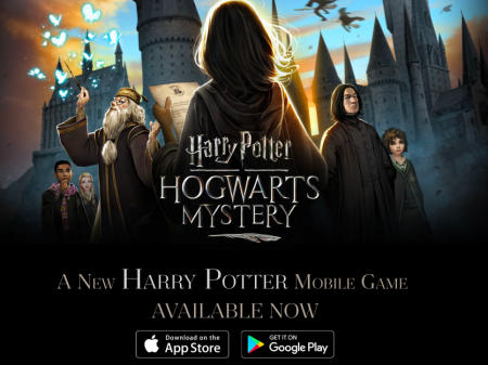 Harry Potter: Hogwarts Mystery – ora disponibile per Android e iOS