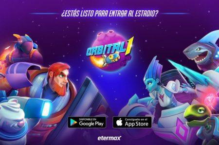 Etermax presenta Orbital 1, nuovo gioco di strategia per smartphone e tablet