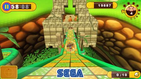 Super Monkey Ball di SEGA arriva su iOS e Android, ed è gratis