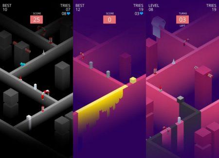 The Path Rush – gioco gratis per iOS che mette alla prova i riflessi