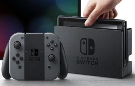 Nintendo pianifica il lancio di una versione potenziata della console Switch