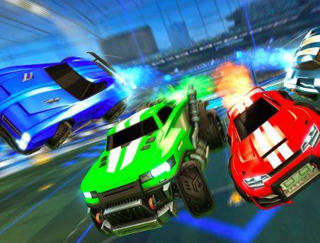 Rocket League, in versione cross-play è disponibile per tutte le console