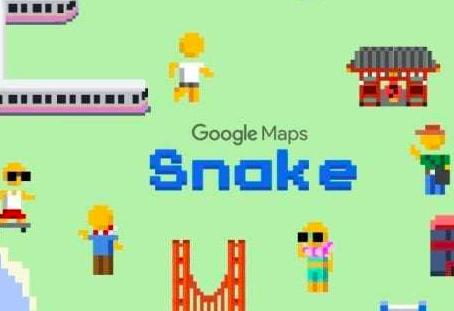 Si può giocare a Snake su Google Maps!