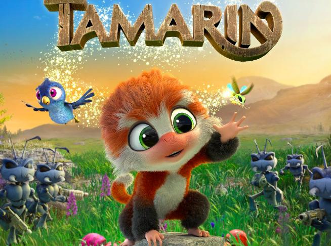 Tamarin: il nuovo platform di Chameleon Games