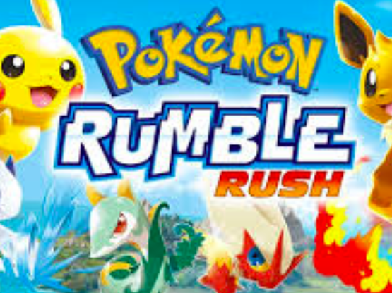 Pokémon Rumble Rush: disponibile per il download gratuito