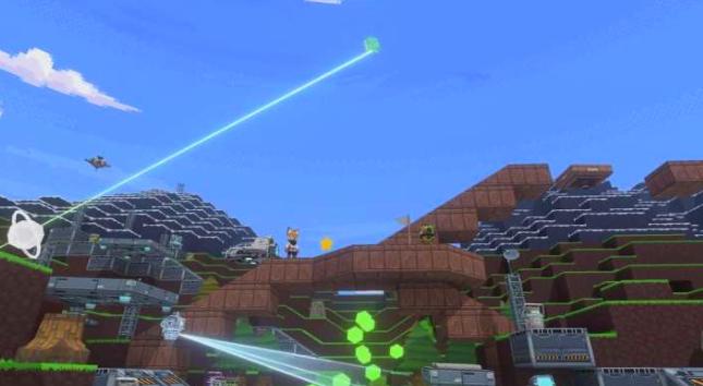 Con Game Builder puoi creare videogiochi in 3D senza saper programmare