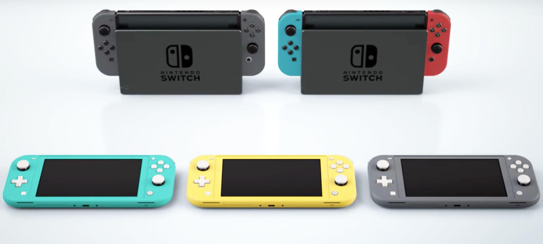 Switch Lite: la nuova console economica di Nintendo