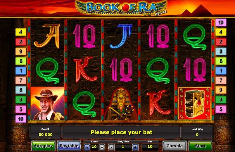 Book of Ra: come si gioca e come aumentare le probabilità di vincita