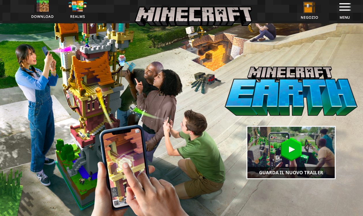 Minecraft Earth: il nuovo gioco in realtà aumentata per smartphone e tablet