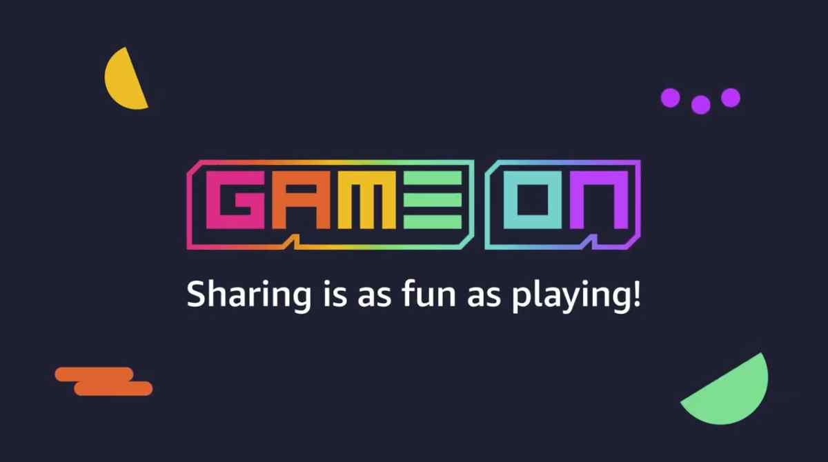 GameOn, la piattaforma di Amazon per condividere videoclip del proprio gameplay