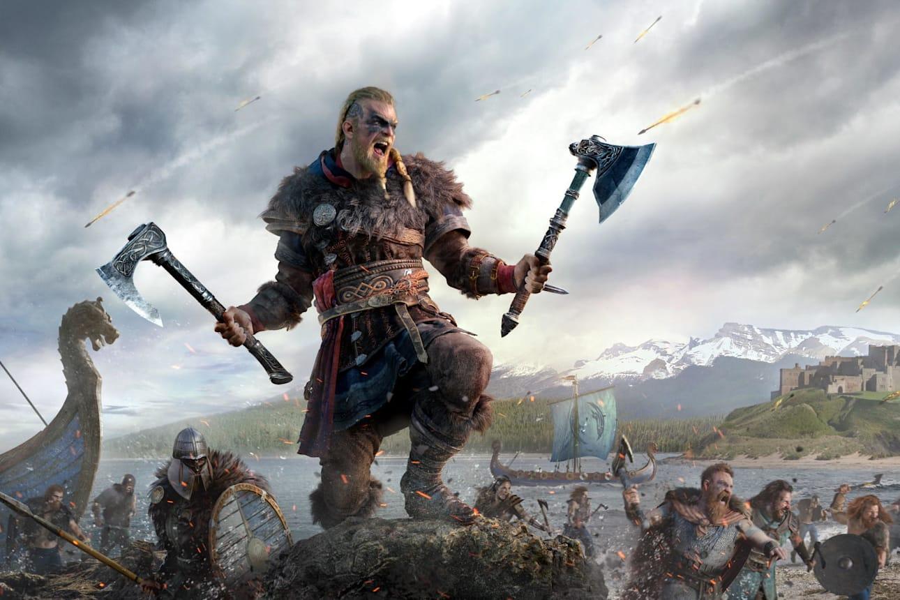 Con 'Valhalla' Assassin's Creed si sposta nel mondo dei vichinghi