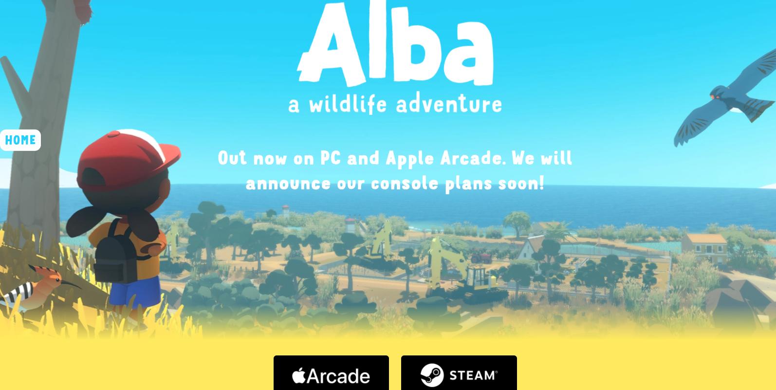 'Alba: a wildlife adventure' – una nuova avventura ecologica per ragazzi dai creatori di Monument Valley