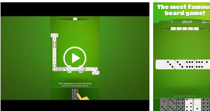 Scopri l'app gratuita per giocare a Domino su smartphone o tablet Android
