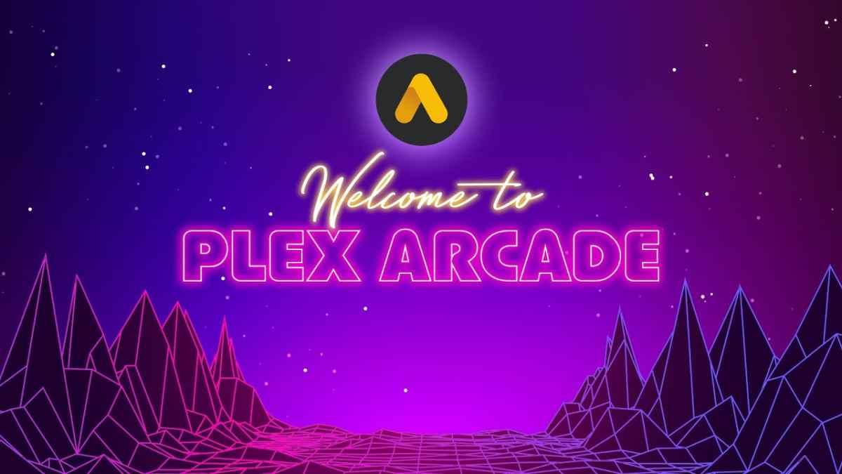 Plex Arcade: nuova piattaforma per giocare ai più classici videogame
