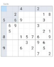 Gioca a Sudoku sul telefono per tenere allenato il cervello