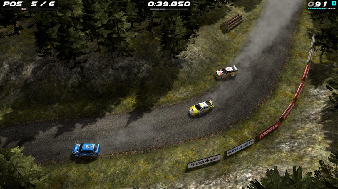 Rush Rally Origins: nuovo gioco di racing per dispositivi Android