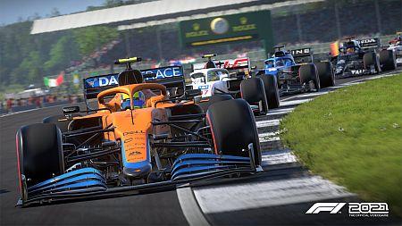 videogame Formula 1